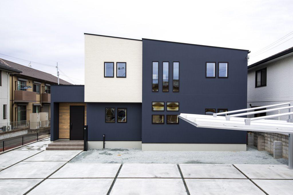 【姫路市 注文住宅 36坪】<br>どこにいても家族の温もりを感じる家