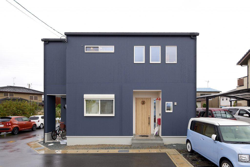 【姫路市 注文住宅 33坪】<br>センスが光るインテリアと2階リビングの家