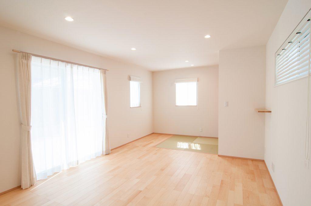 【宍粟市 注文住宅 35坪】<br>やさしい光あふれるナチュラルテイストな家