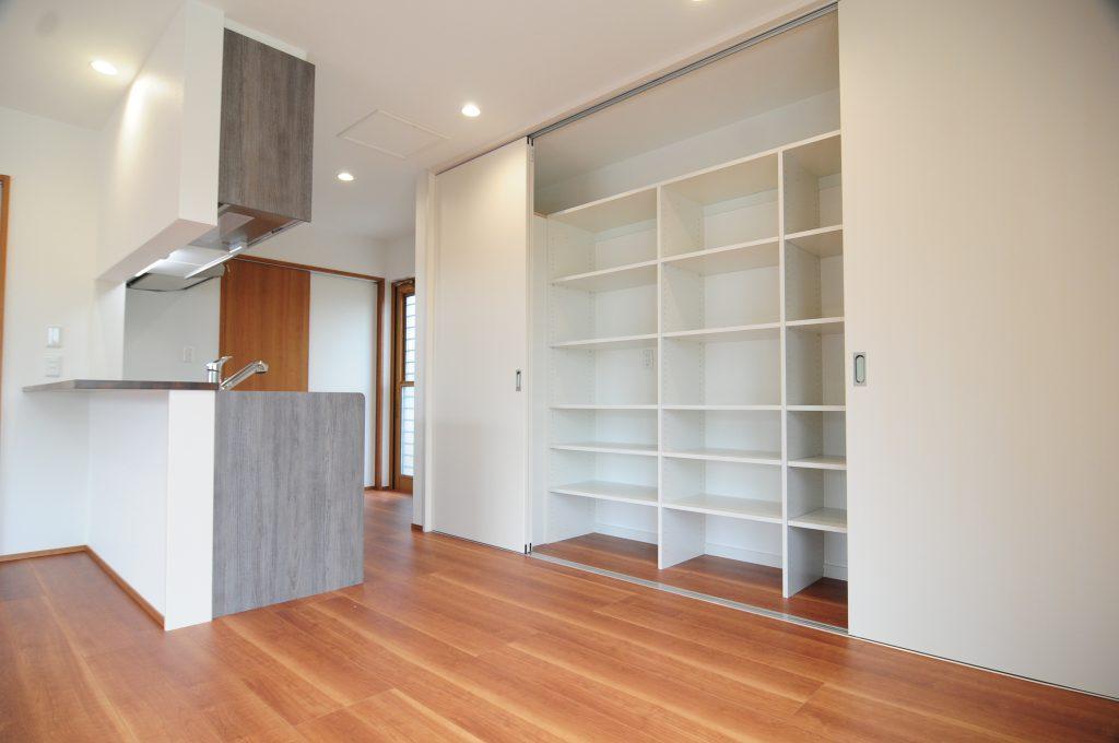 【たつの市 注文住宅 47坪】<br>たっぷり収納と家事導線が繋がるお家