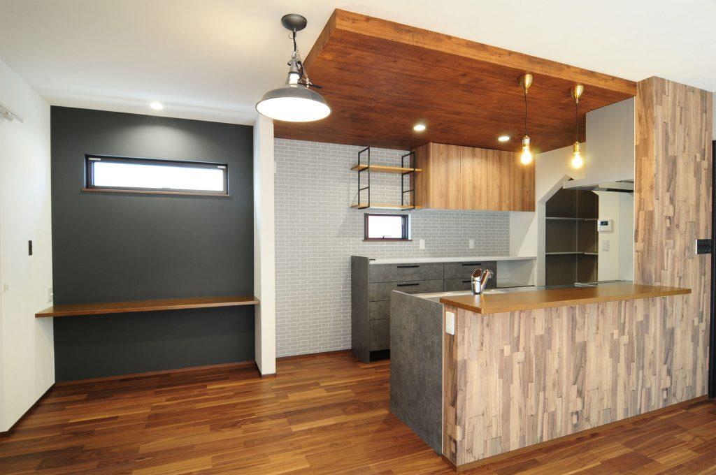 【たつの市 注文住宅 36坪 】<br> 回遊動線で1階フロアが繋がる家事のしやすいお家